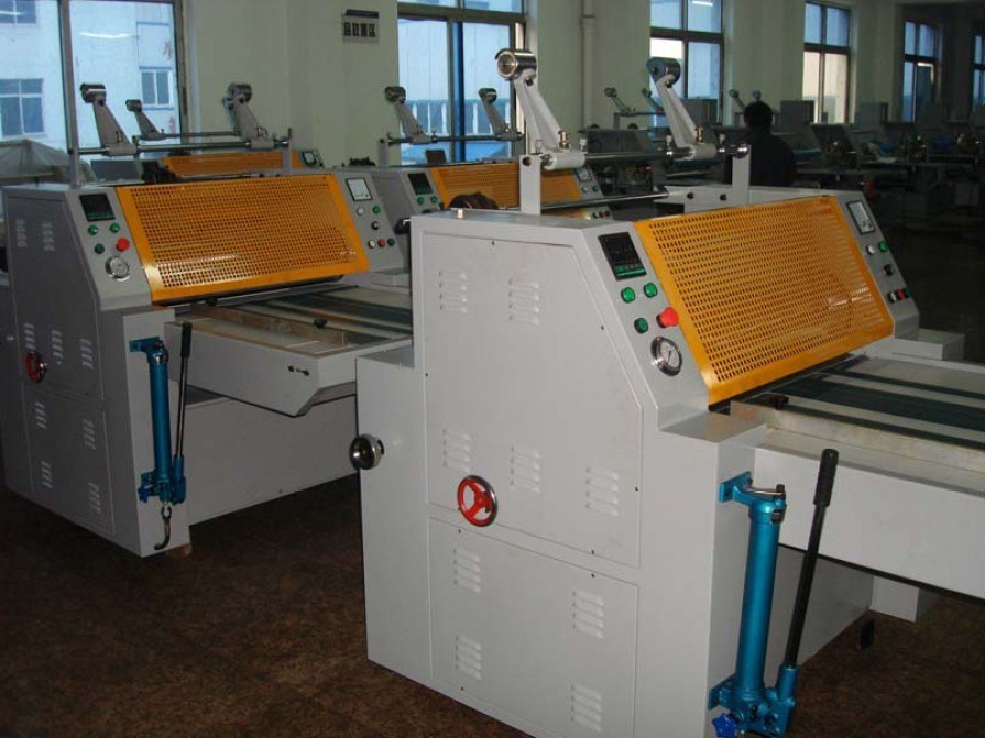 Thermal Film Laminating Machine with CE Standard (YDFM-Series)