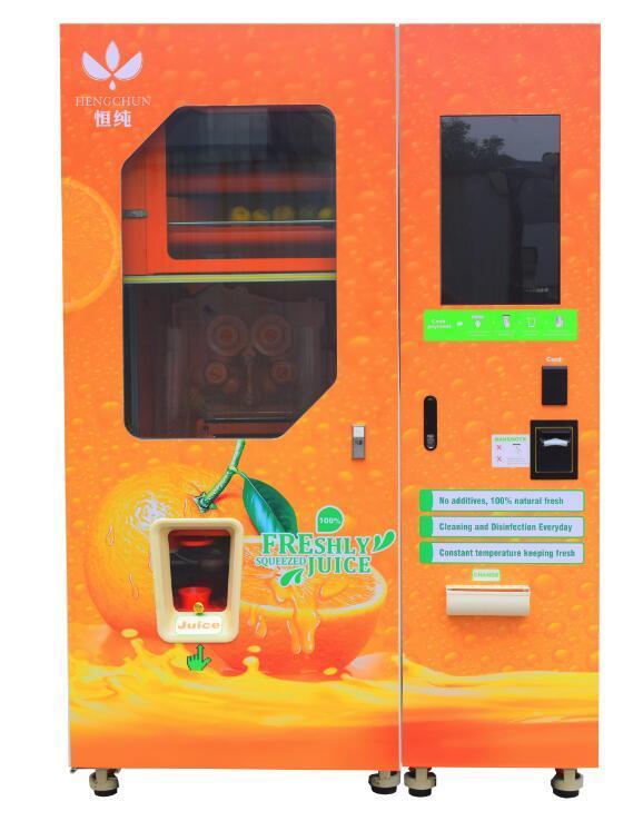 China Orange Juice Vending Machine India China Orange Juice