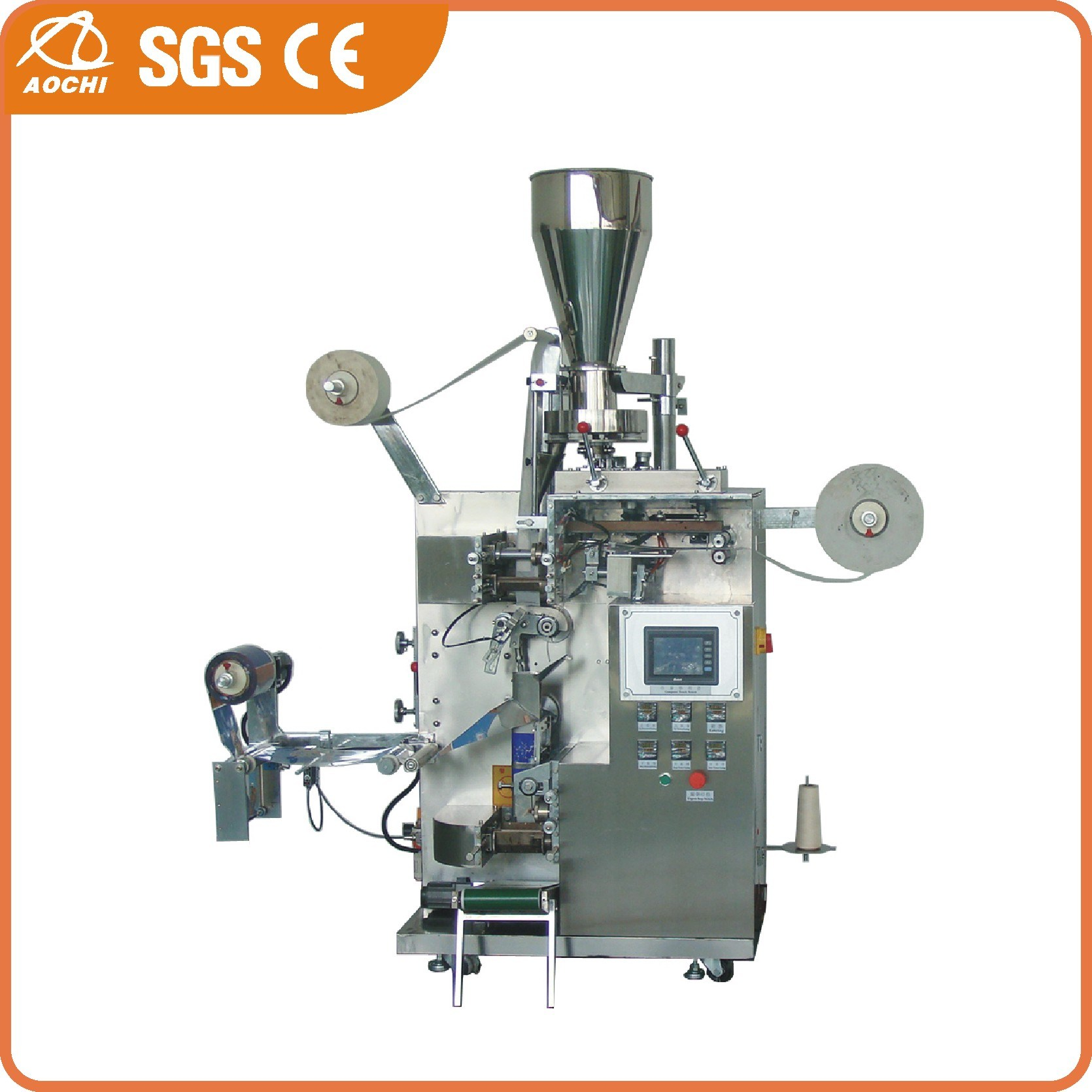 Automatic Tea Bag Package Machine (YJ-168)