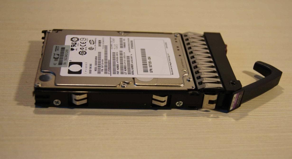 "1 Year Warranty New HP ProLiant DL365 G6 300GB 10K SATA 2.5/"" Hard Drive"