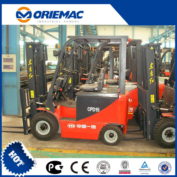 Yto Cpcd30 Isuzu Engine 3ton Diesel Forklift pictures & photos