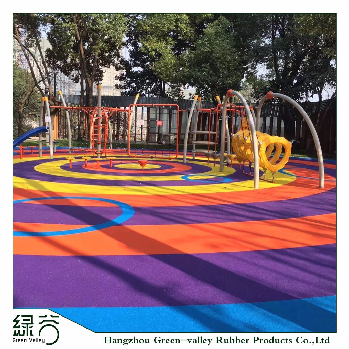 China Factory Customized Best Quality Non Slip Rubber