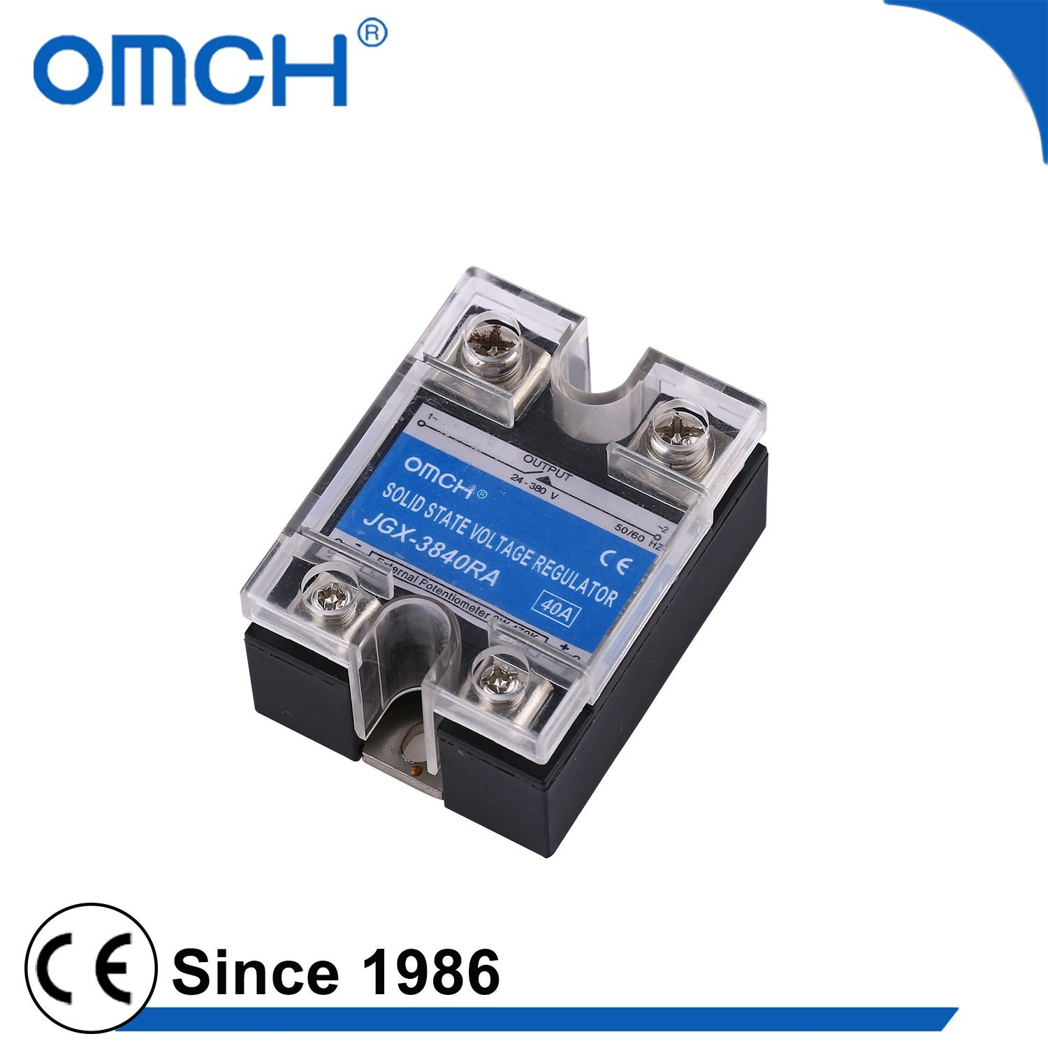 China Jgx 3840ra Reliable Regulate Single Phase Dc Solid State Relay For Ssr