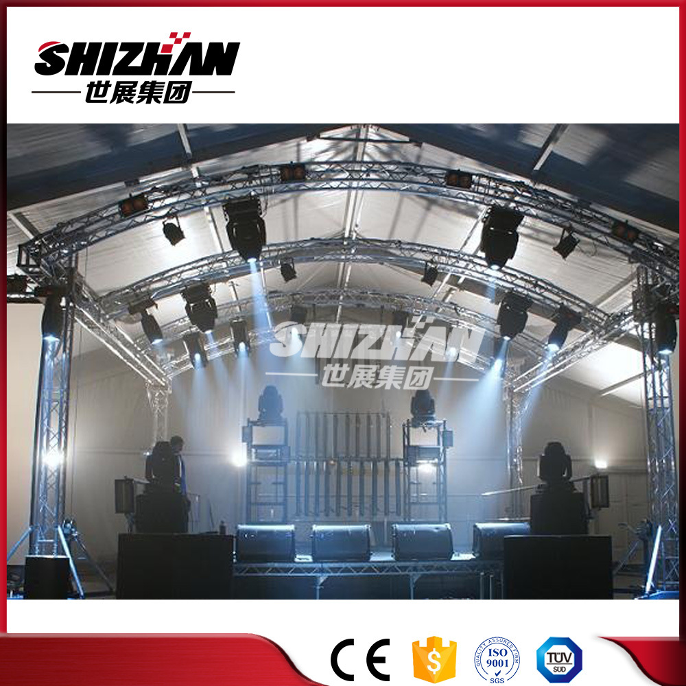 diy portable stage small stage lighting truss. Outdoor Concert Stage Roof Truss Small Lighting Diy Portable S