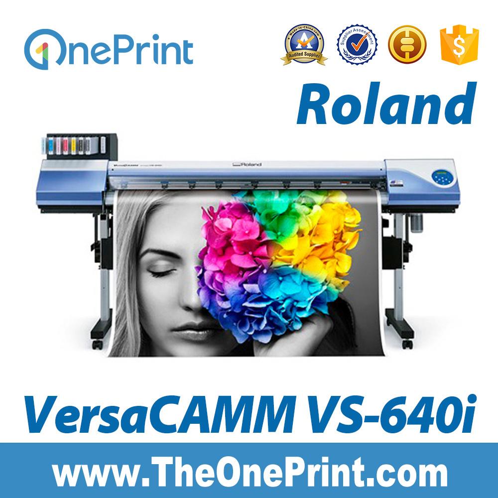 [Hot Item] Roland Vs-640I Roland Printer Digital Printer Inkjet Printing  Machine Digital Printing Machine Roland Print&Cut Printer