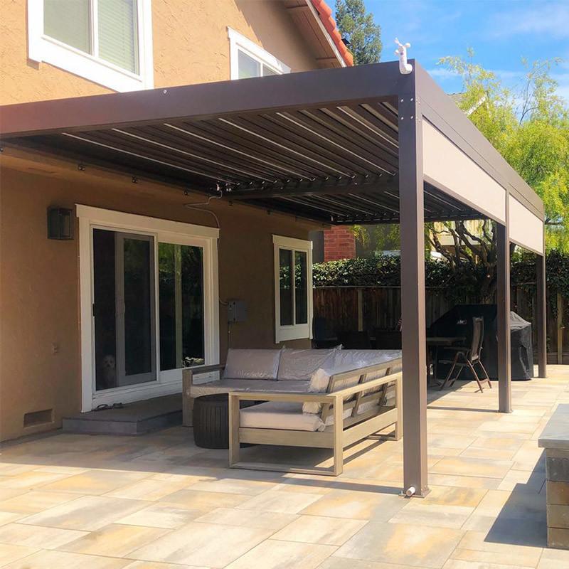 Balcony Patio Aluminium Waterproof