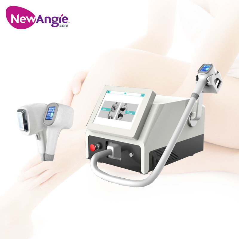 China 2020 Hot Sale In India Diode Laser Hair Removal Machine
