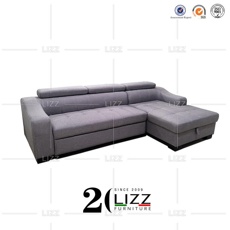 Furniture L Shape Corner Sectional