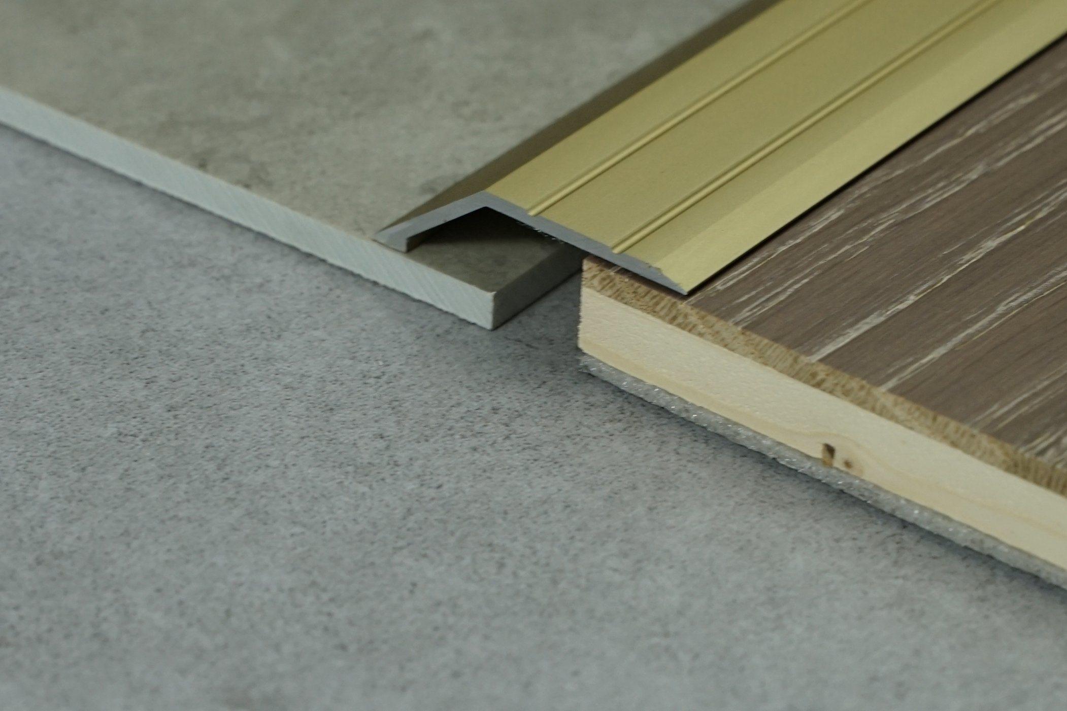 China Tile Trim Aluminum Edge Laminate