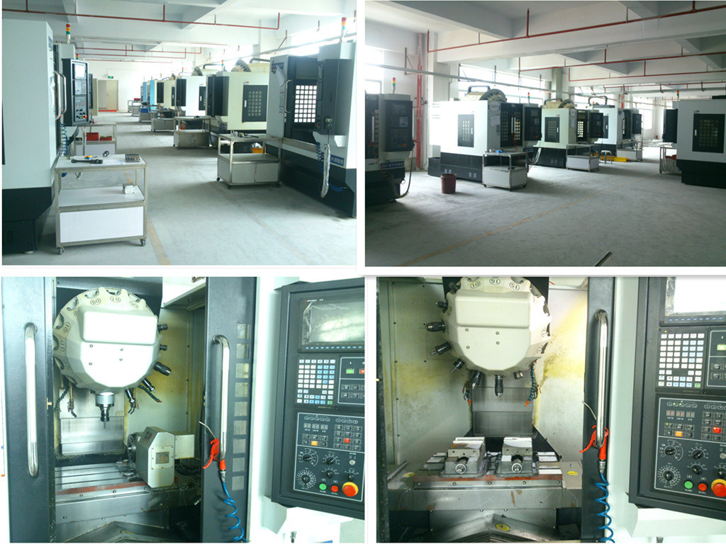China High Quality OEM Metal Machinery Parts