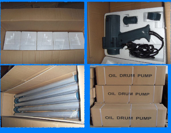 Electric Oil Pump / Electirc Transfer Pump / Electric Diesel Pump (GT812)