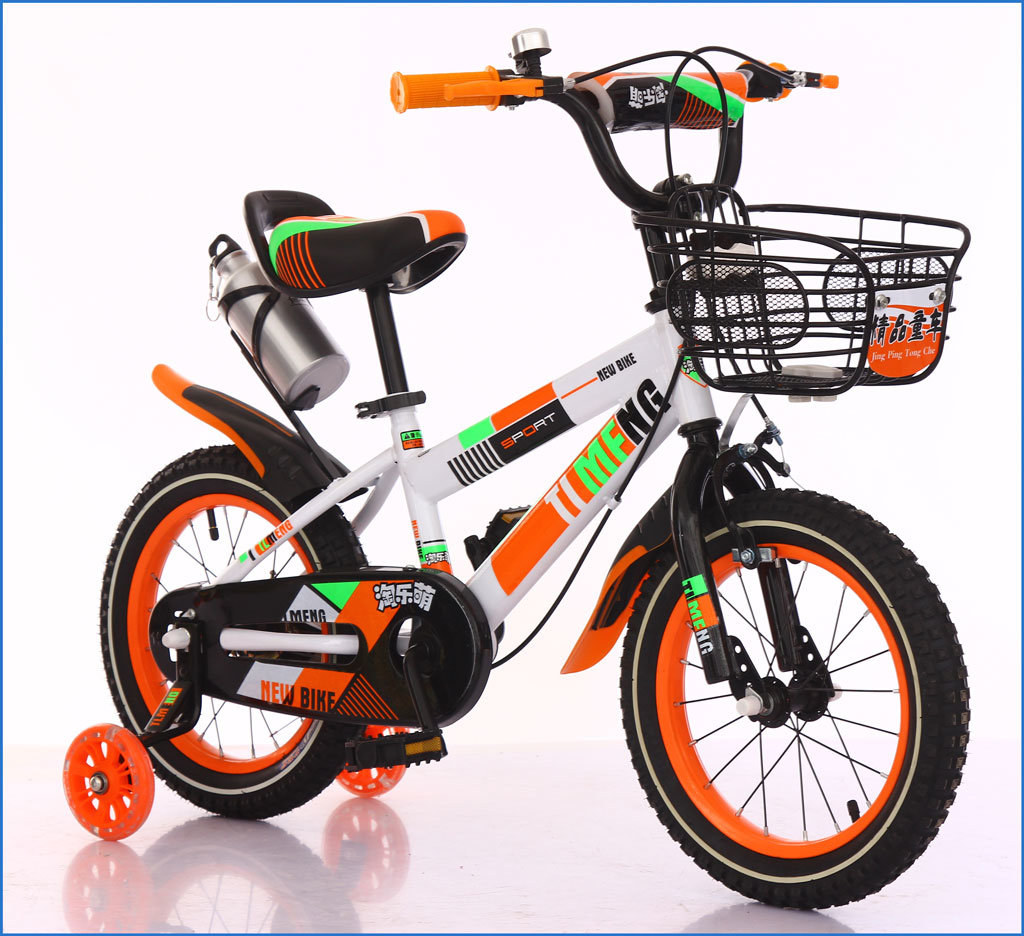 nouveau concept dbf7e c2b6e [Hot Item] Kids Toy Bike/Bicycle with Basket (NB-017)