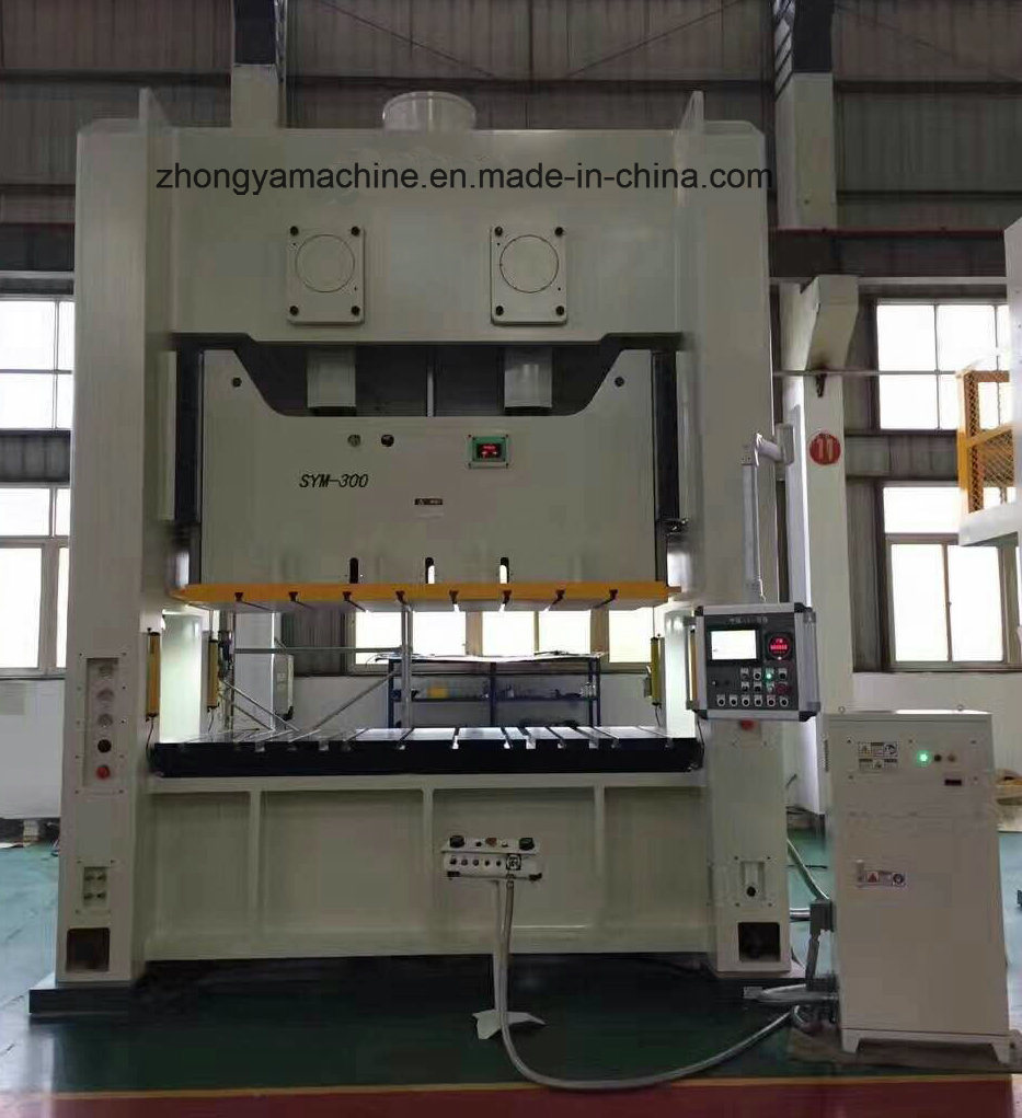 Closed Type Double Point Power Press Machine Zym-400ton