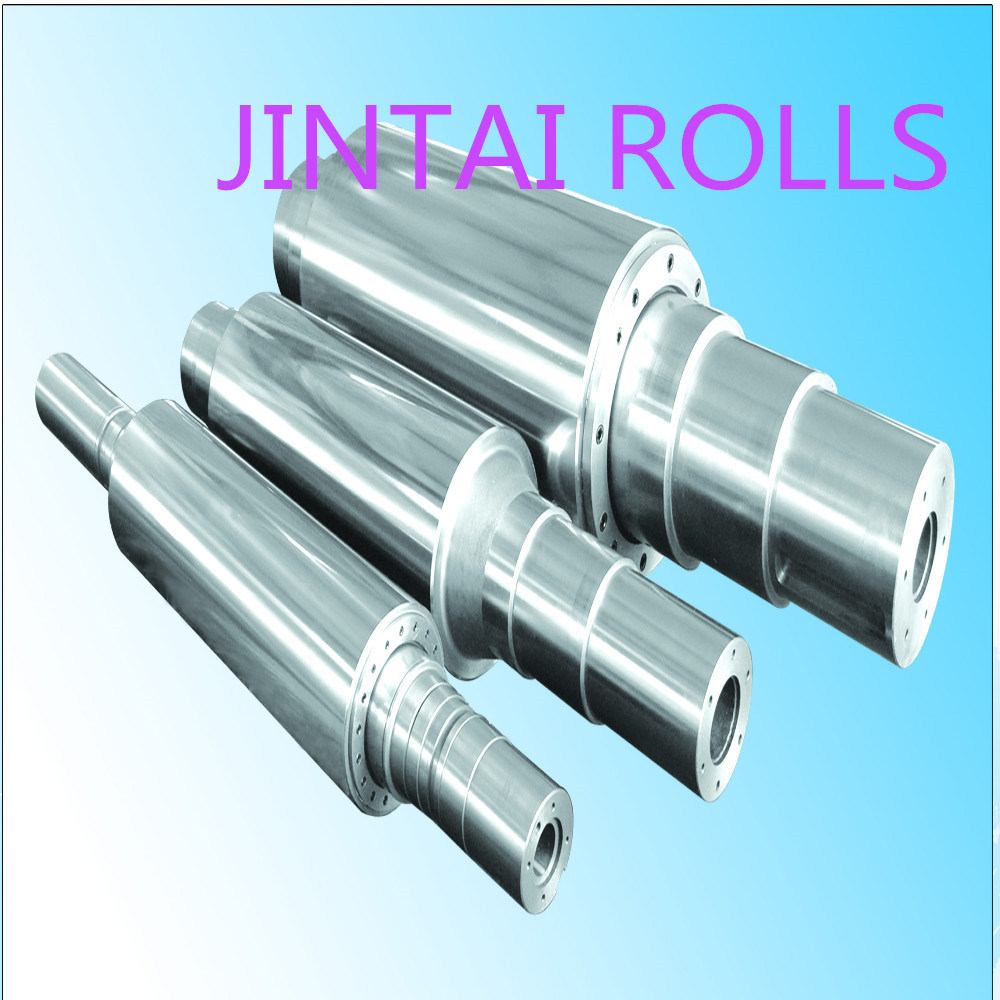 Nickel Chrome Molybdenum Alloy Rolls Rubber Machine Rolls for Rubber Industry pictures & photos