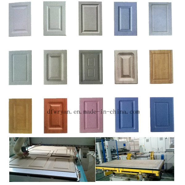 China 600 700mm Pvc Kitchen Cabinet Door China Wardrobe Door Furniture