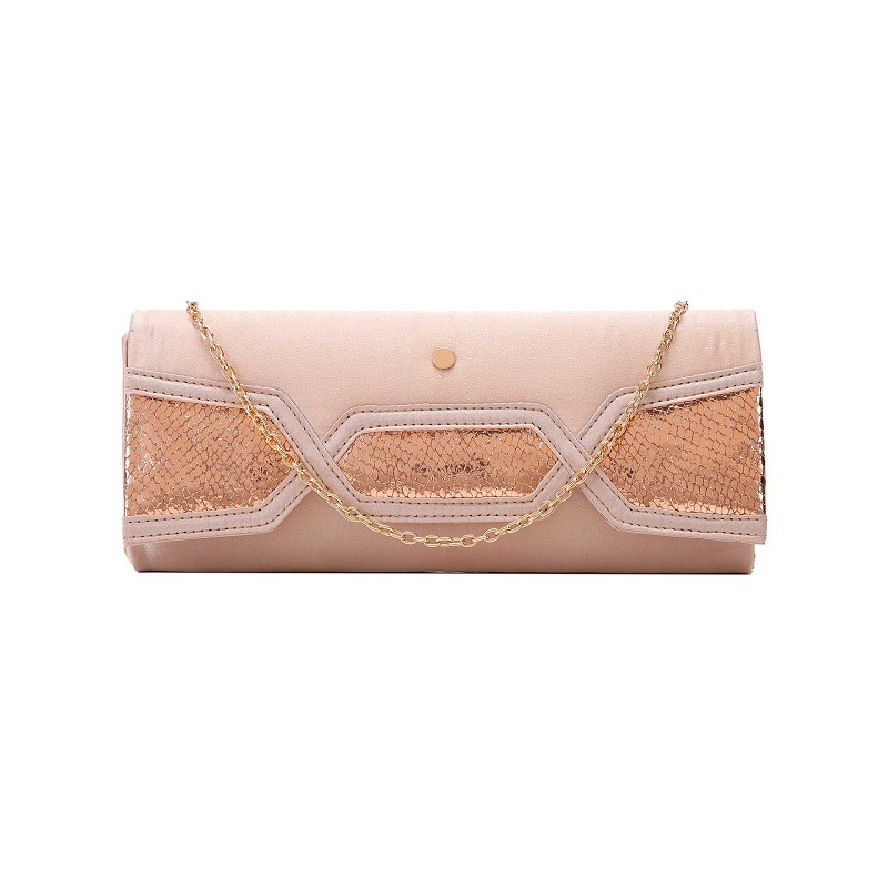 Fashion Women Evening Lady Purse Clutch Bag (MBNO041132)