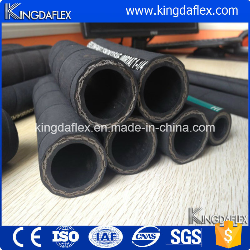 3000psi Flexible Stainless Steel Braided Oil Resistant Hydraulic Pipe