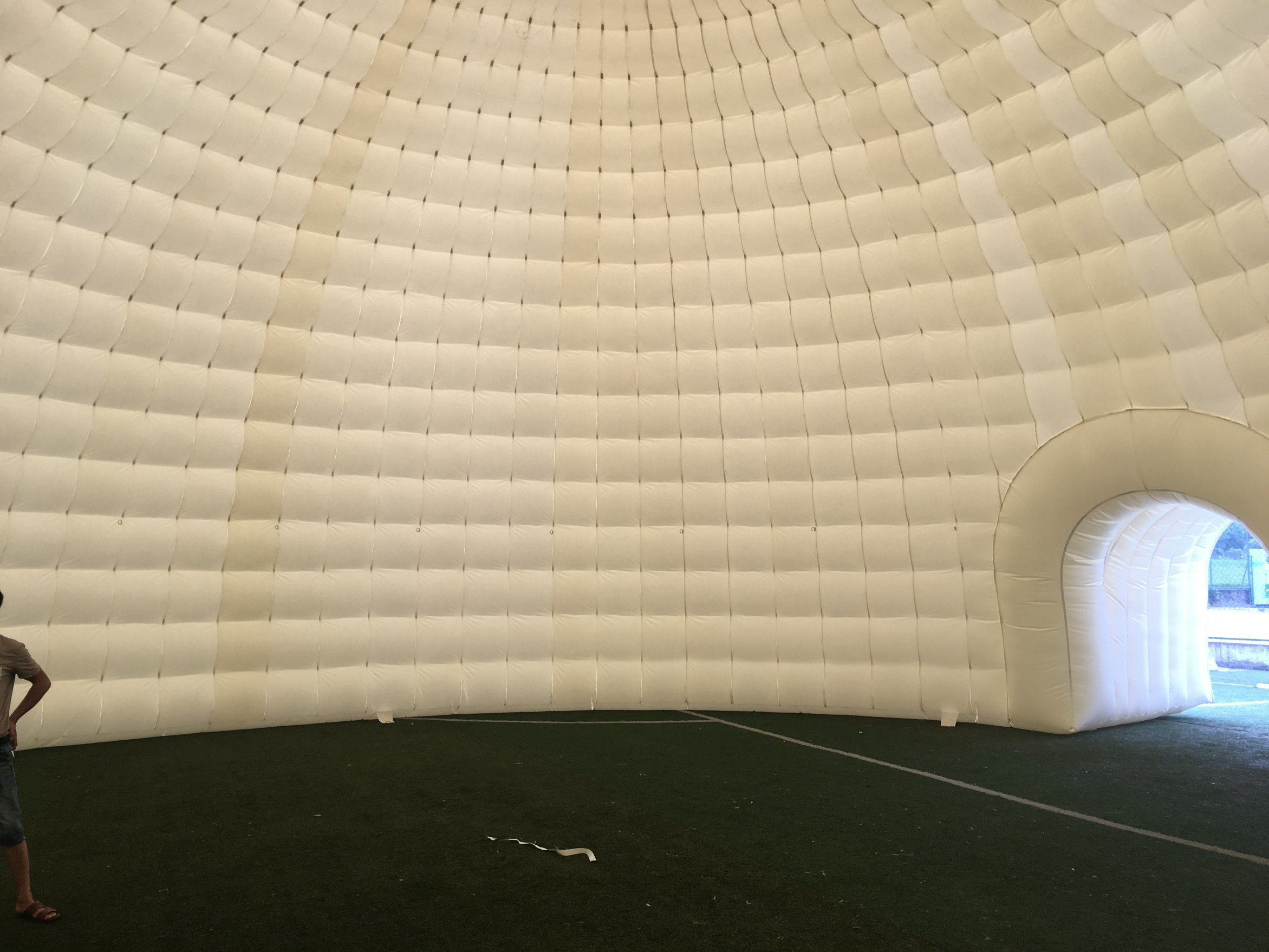 Outdoor Igloo Inflatable Dome Exhibition Tent pictures & photos
