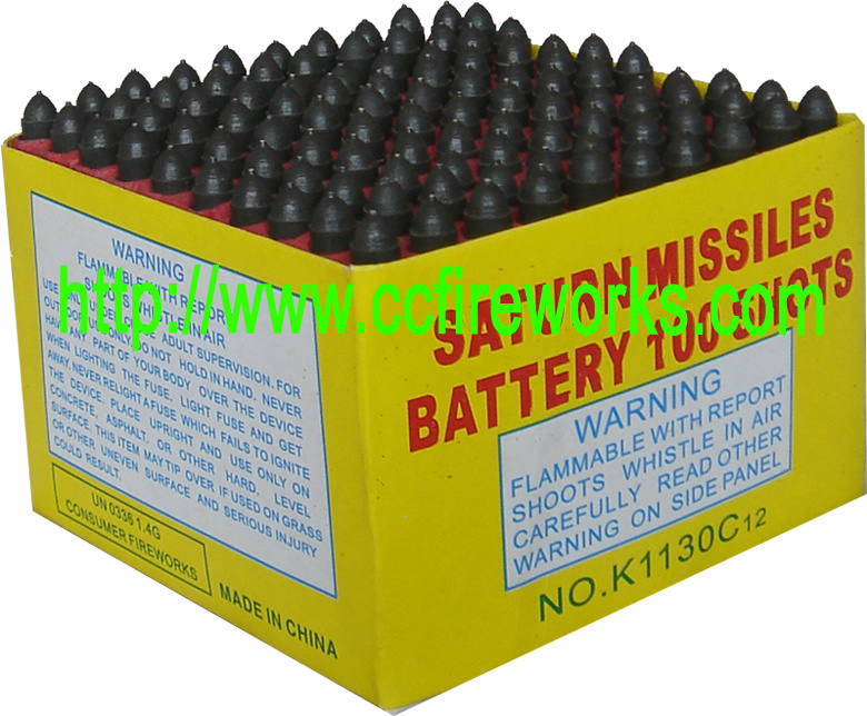 Saturn Missiles Fireworks pictures & photos