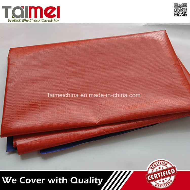 High Quality PE Heated Lumber Tarpaulin pictures & photos