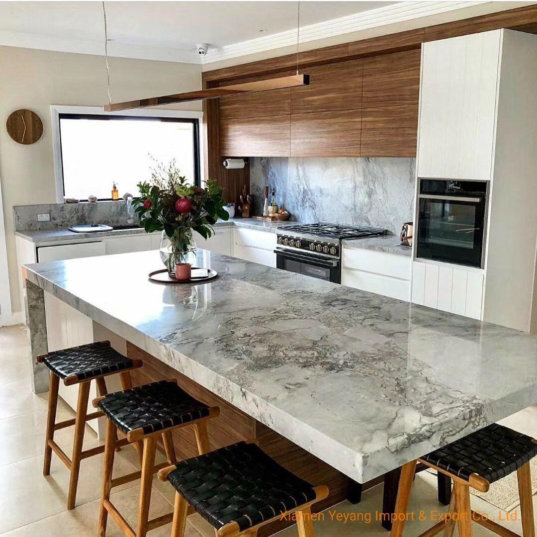 China Super White Quartzite Countertops For Kitchen Decoration China Quartzite Countertops White Quartzite
