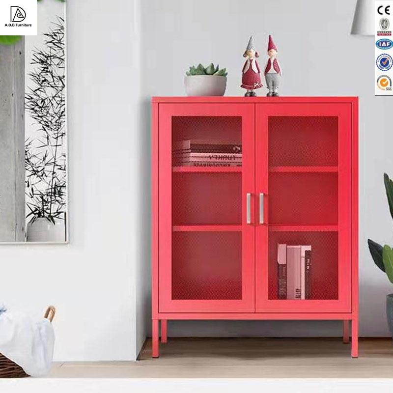 China Living Room Storage Cabinet Metal, Living Room Storage Cabinets