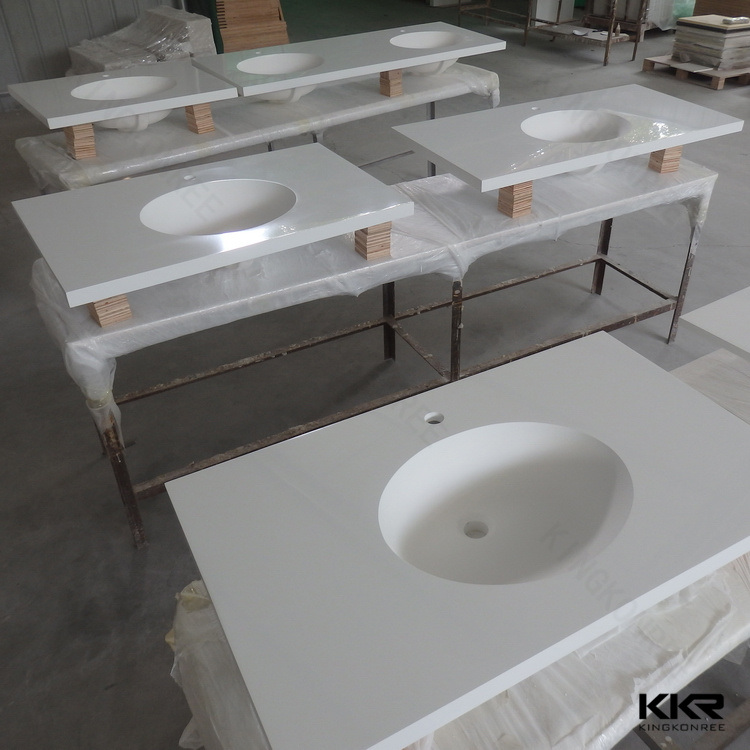 Size 72 Inch Stone Resin Solid Surface