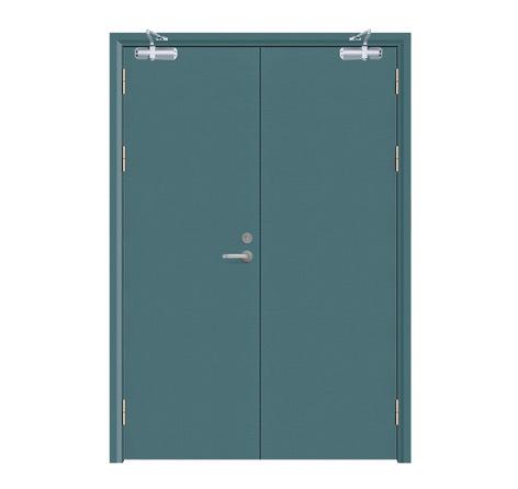 Cost Effective Double Leaf Steel Fire Door