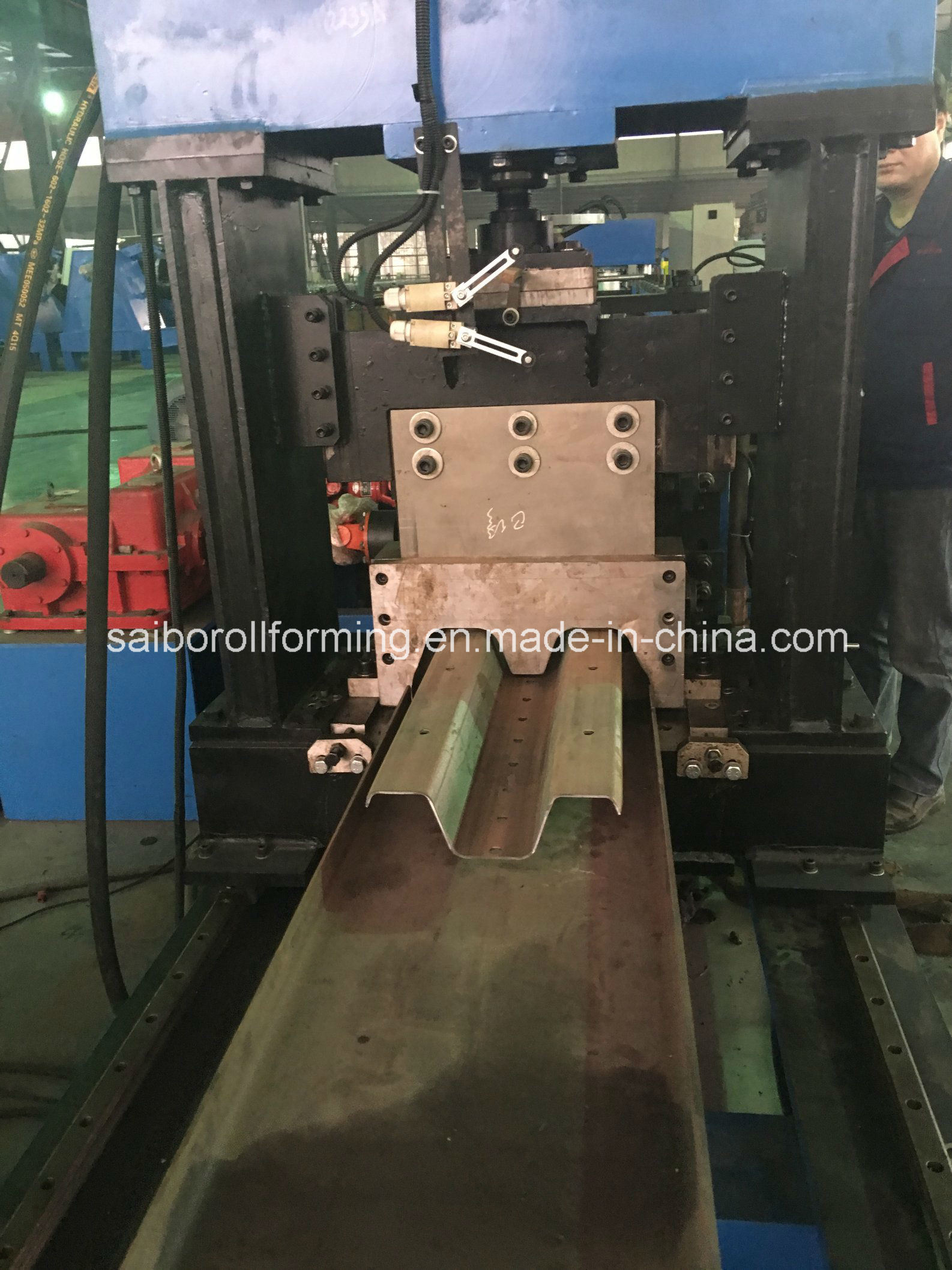 Silo Agricultural Machinery Roll Forming Machine pictures & photos