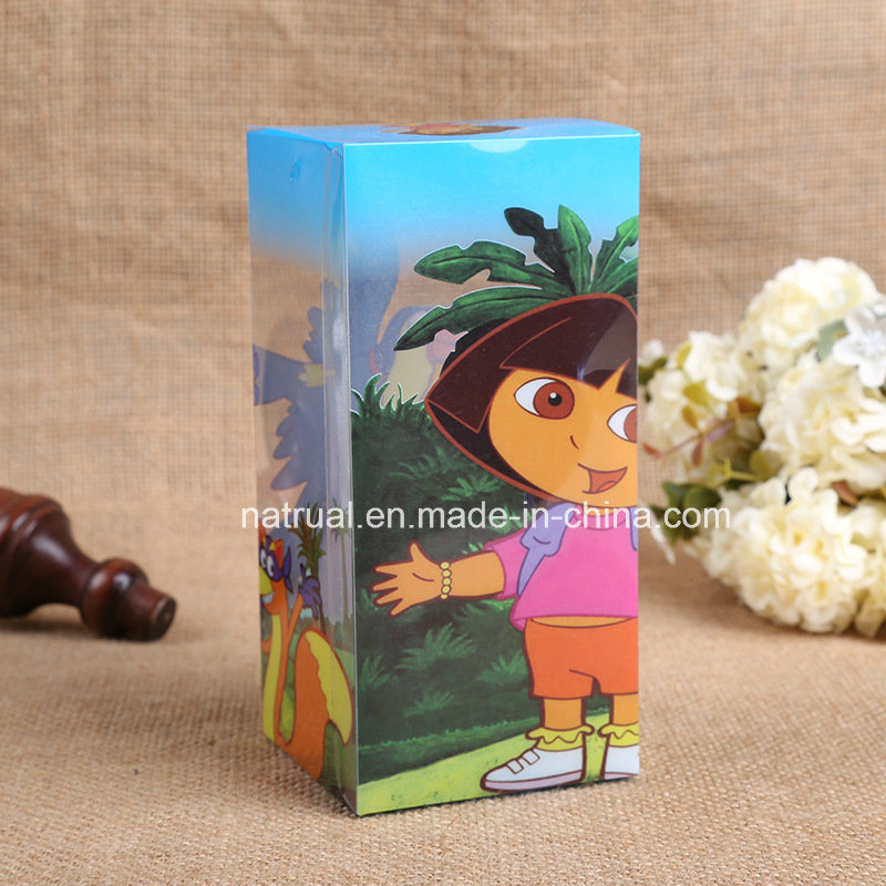 Custom PVC Window Color Packaging Corrugated Box for Toy pictures & photos