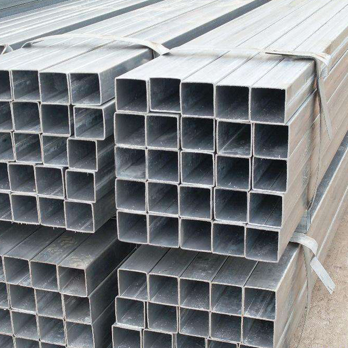 Shs Rhs Gi Pipe Square Galvanized Iron Tube Price List pictures & photos
