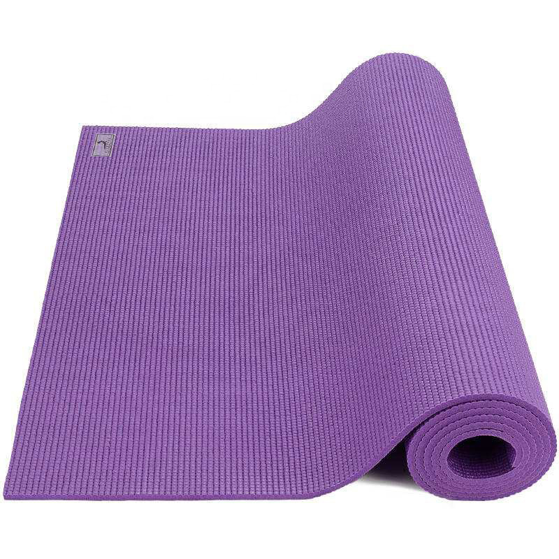 moderate price variety design 100% quality quarantee China New Cute Pattern Comfortable Kids Yoga Mat Natural ...