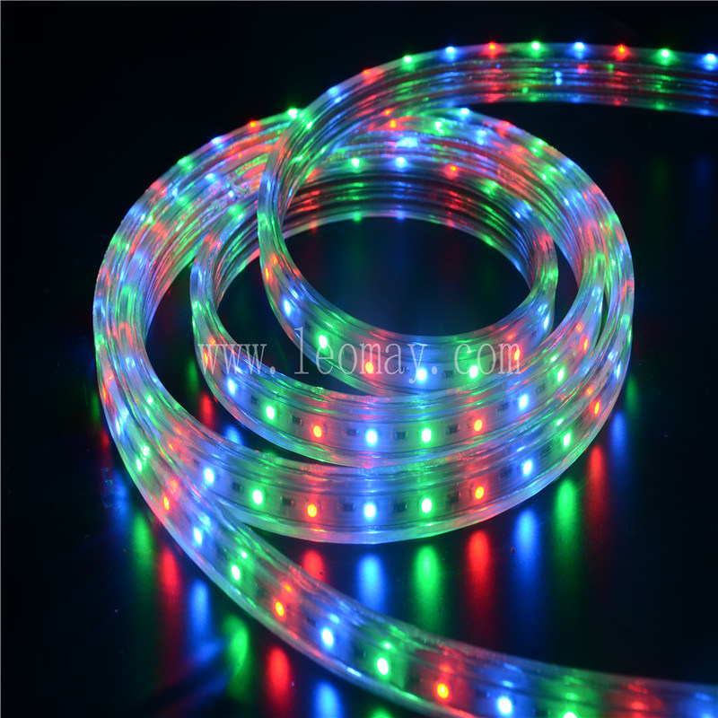 China manufacture christmas decoration 2 wire color changing led manufacture christmas decoration 2 wire color changing led rope light aloadofball Image collections