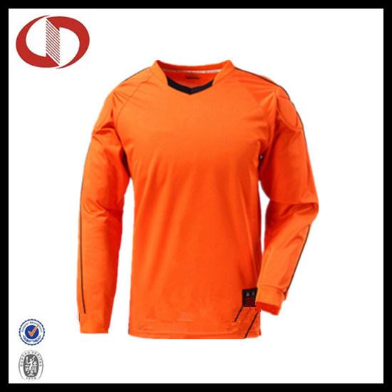 39e13db437a China Custom Design Soccer Uniform Shirts Goalkeeper Jersey - China ...