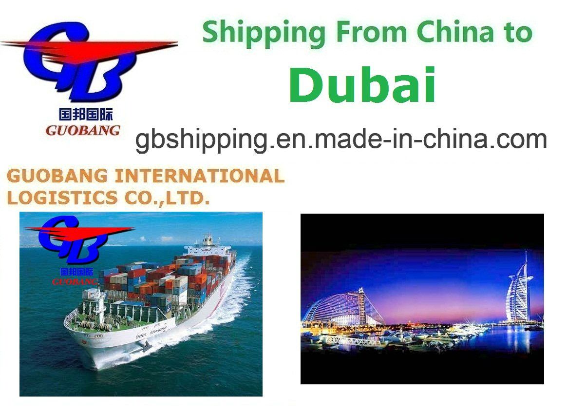 [Hot Item] Sea Shipping Services From China to Dubai