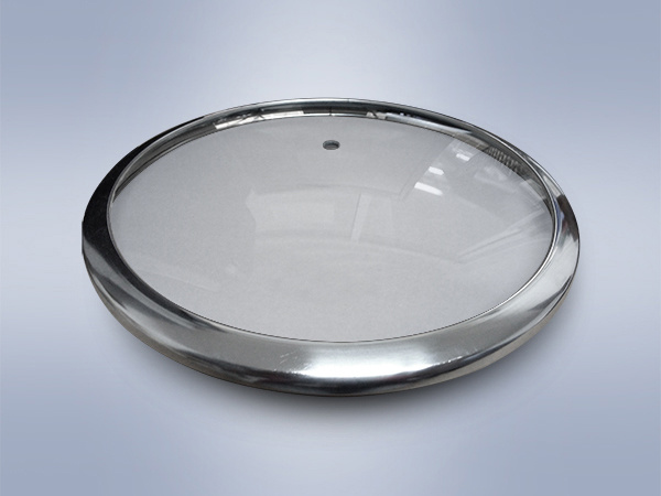 G-Type Combinational Tempered Glass Lid pictures & photos