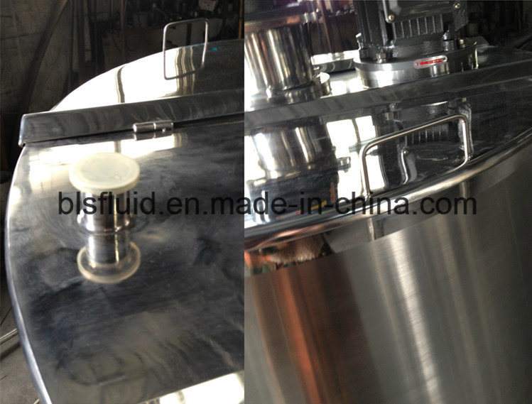 Equipment Used for Dairy Products/ Food Emulsifier Machines pictures & photos