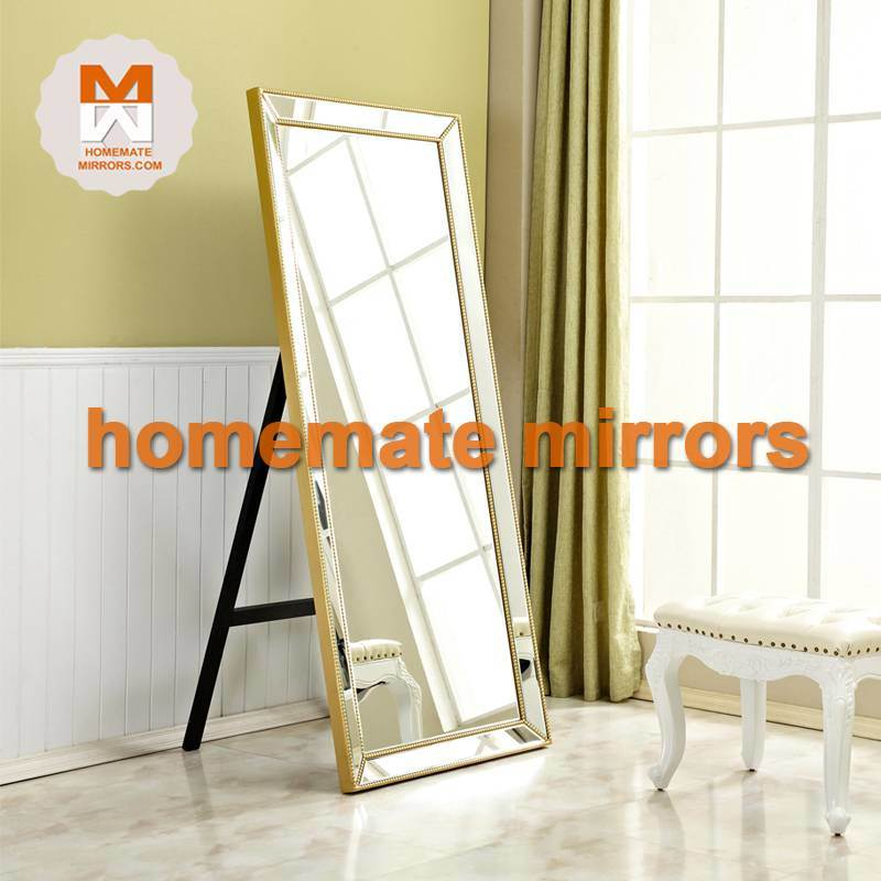 China Hot Sale Competitive Price Large Full Length Floor Free Standing Mirror China Standing Mirror Full Length Floor Mirror