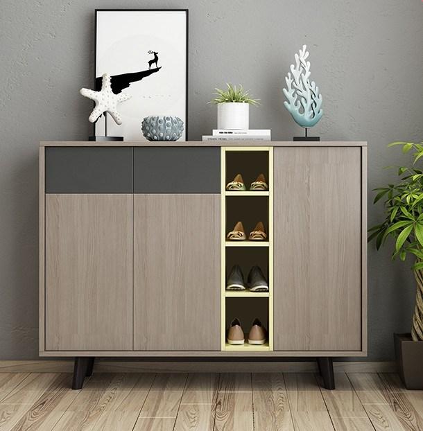 China Modern Design Shoe Cabinet