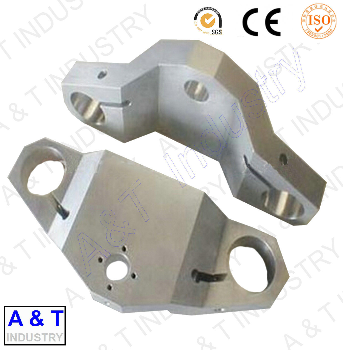 CNC Lathed Customized Stainless Steel Parts for Washing Machine Parts pictures & photos