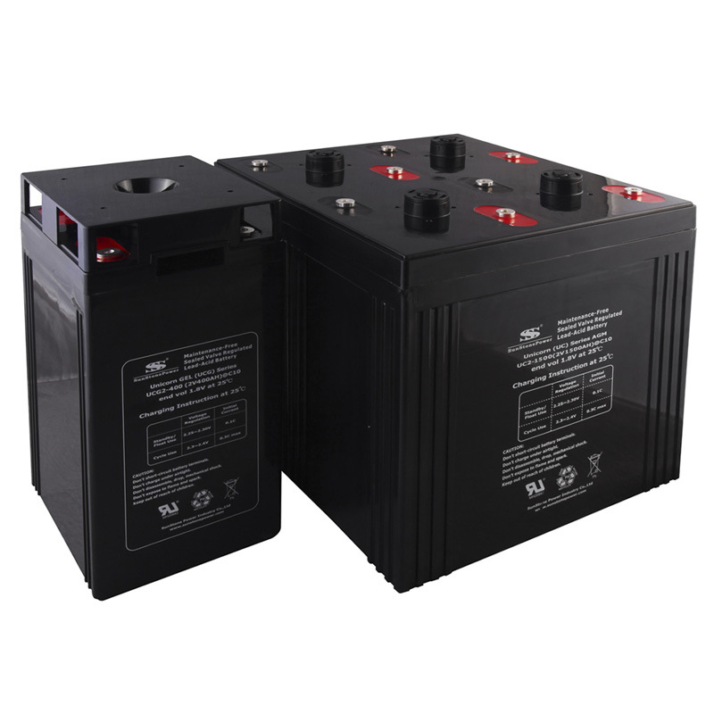 Lead Acid Deep Cycle VRLA Battery 2V 500ah pictures & photos