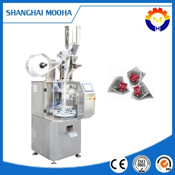 Filter Pyramid Tea Bag Bagging Machines, Triangle Tea Bag Packing Machine