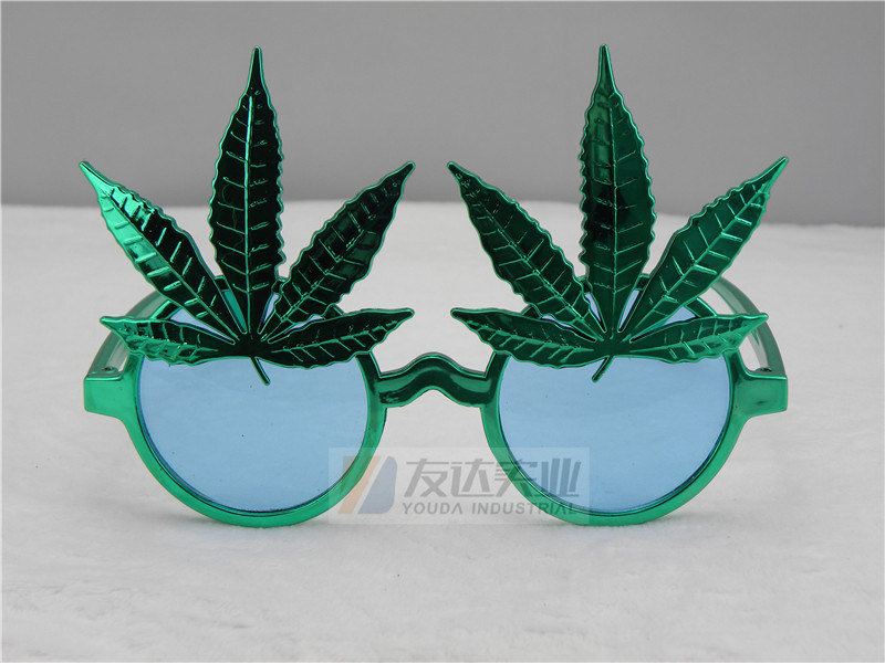 PC Weed Seeds Party Sunglasses (GGM089)
