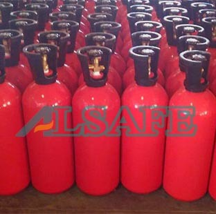 China Alsafe Aluminum CO2 Gas Cylinder 10lb for Beer - China CO2