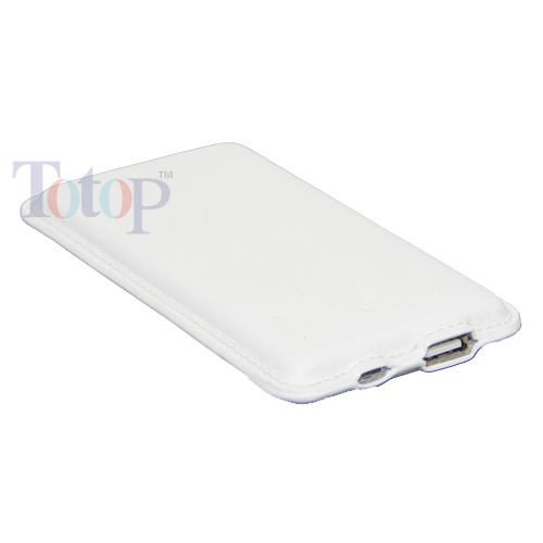 New Leather Power Bank Portable Power Bank