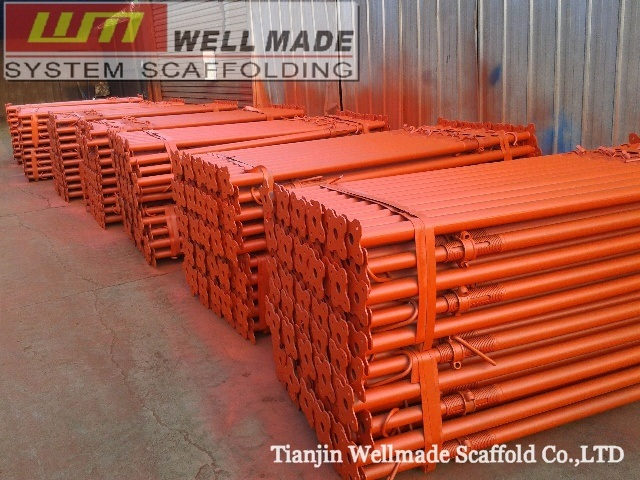 China Construction Concrete Formwork Support Post Adjustable Steel Prop    China Steel Prop, Scaffold