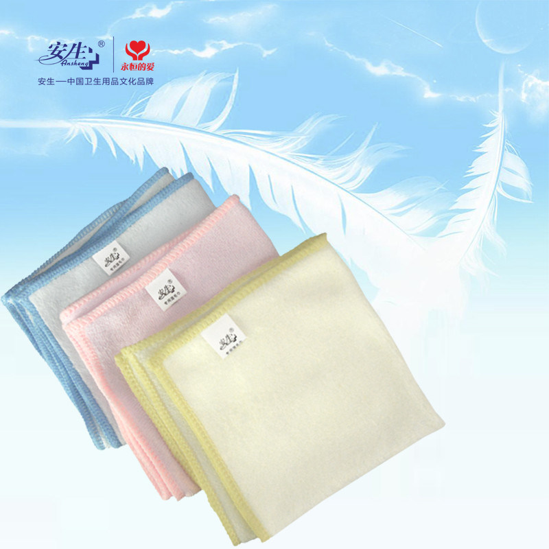 High Quality Baby Cleaning Wet Towel 27X27cm Chemical Free Baby Towel pictures & photos