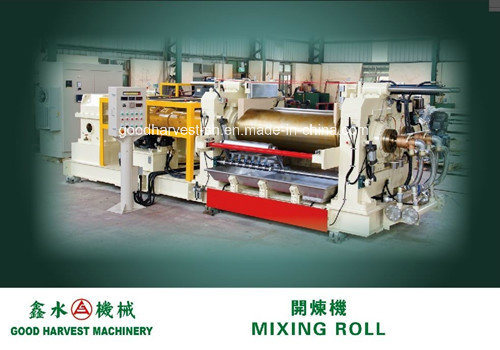 Mixing Roll for Rubebr Calender Line