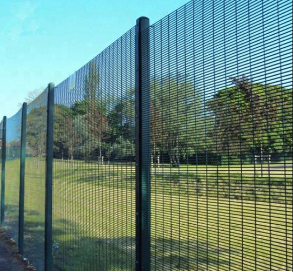 China Australia/Malaysia Powder Coated Anti Climb Fence/358 Mesh ...