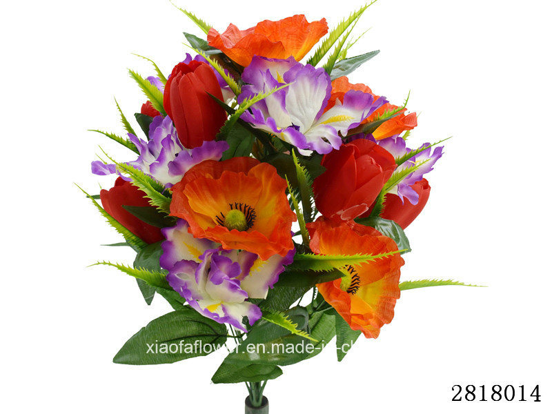 China artificialplasticsilk flower irispoppytulip mixed bush china artificialplasticsilk flower irispoppytulip mixed bush 2818014 china artificial flower plastic flower mightylinksfo